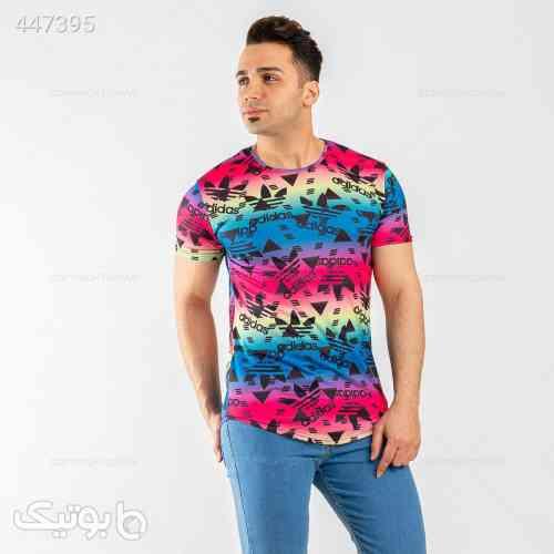 تیشرت مردانه Adidas آبی 99 2020