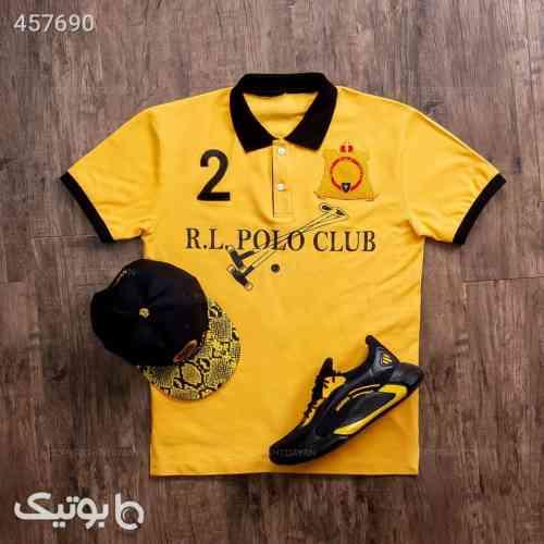 پولوشرت مردانه Polo مدل 13037 زرد 99 2020