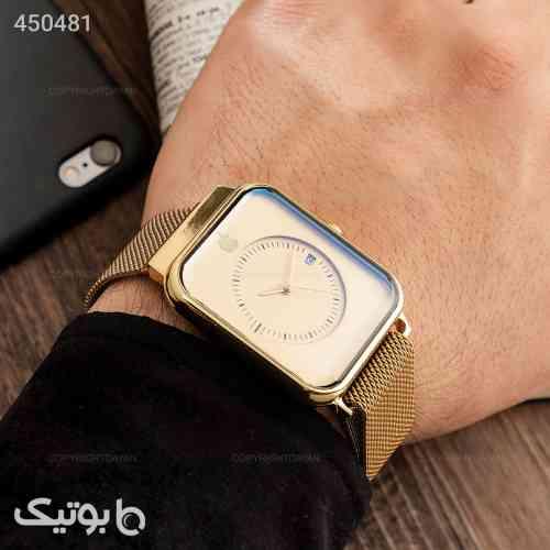 ساعت مچی  Apple مدل 13240 طلایی 99 2020