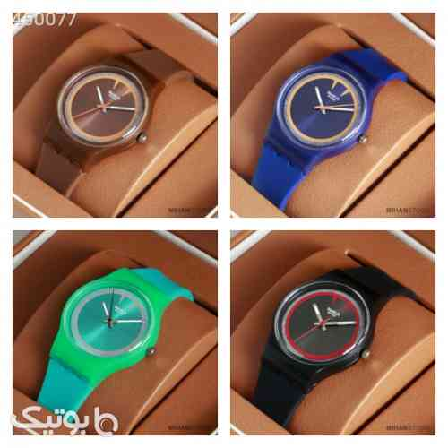 ساعت مچی SWATCH SWISS مدل Bubble  مشکی 99 2020
