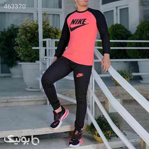 ست بلوز و شلوار مردانه Nike مدل Emet مشکی 99 2020