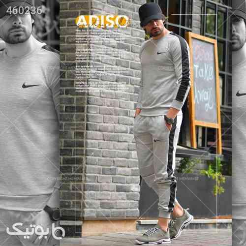 ست مردانه NIKE مدل ADISO مشکی 99 2020