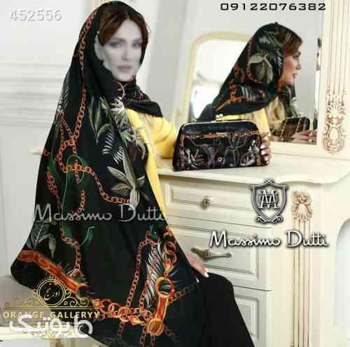 ست کیف و روسری مشکی 99 2020