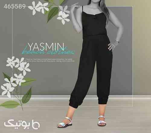 رامپر دخترانه مدل YASMIN مشکی 99 2020