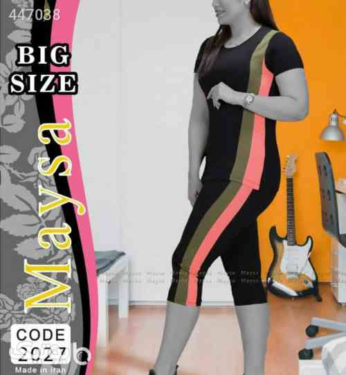 https://botick.com/product/447038-ست-تاپ-شلوارک-سایز-بزرگ-جدید