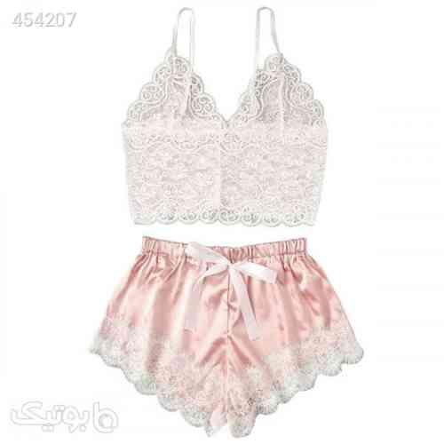 لباس خواب زنانه کد T-901-02 صورتی 99 2020