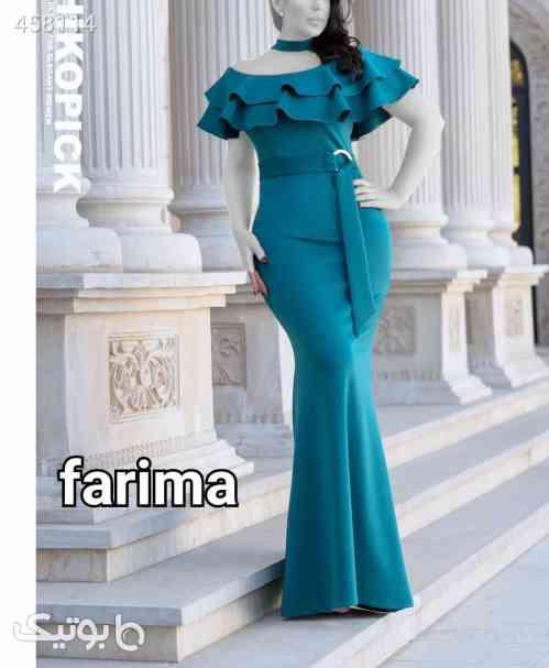 فریما ماکسی سبز 99 2020
