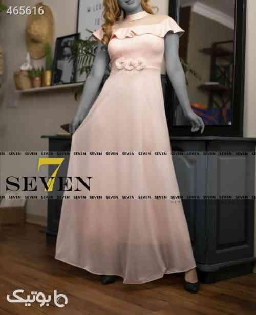 لباس مجلسی مدل ساناز  کرم 99 2020