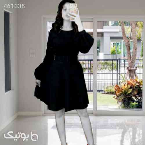 پیراهن مجلسی عروسکی agila کد: ۵۰۲۴ مشکی 99 2020