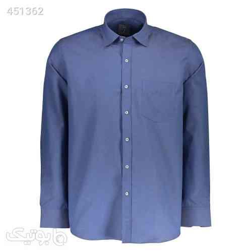 پیراهن مردانه زی مدل 153116979 آبی 99 2020