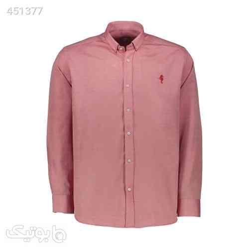 پیراهن مردانه زی مدل 153118680ML صورتی 99 2020