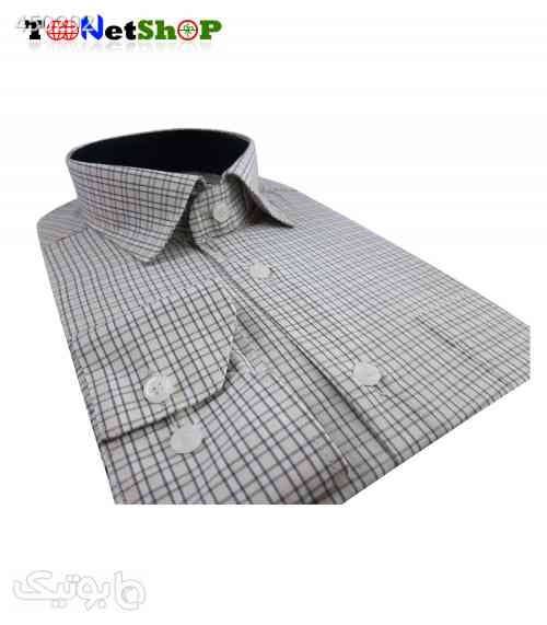 https://botick.com/product/450292-پیراهن-مردانه-کرم-چهارخونه-کد-2034