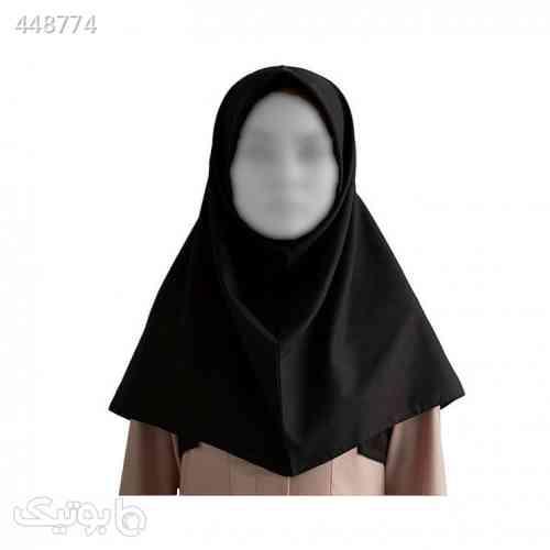 مقنعه حجاب فاطمی کد Tet 3090 مشکی 99 2020