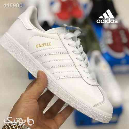 کفش آدیداس گزل adidas Gazelle Shoes سفید سفید 99 2020