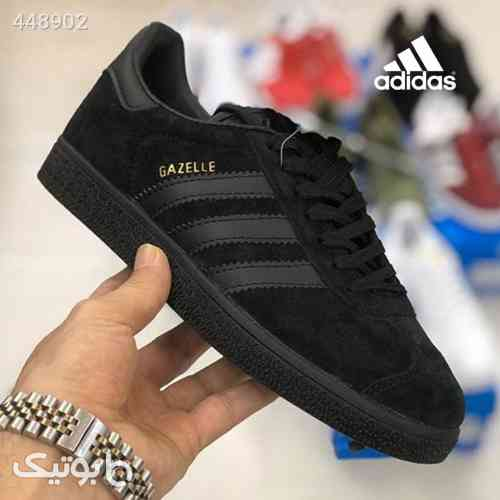 کفش آدیداس گزل adidas Gazelle Shoes مشکی مشکی 99 2020