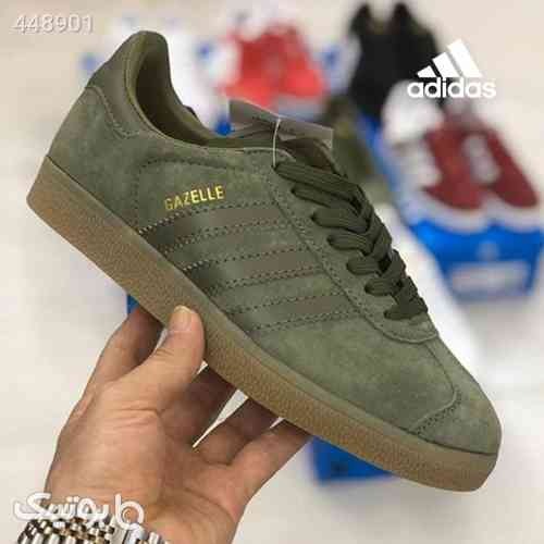 کفش آدیداس گزل adidas Gazelle Shoes یشمی سبز 99 2020