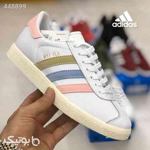 کفش آدیداس گزل adidas W11 1LA سفید 99 2020
