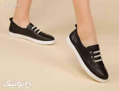 کفش اسپرت اسنیکر مشکی زنانه برند Soho Exclusive کد 1588169926 مشکی 99 2020
