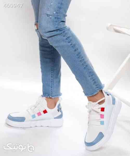 کفش اسپرت  love سفید 99 2020
