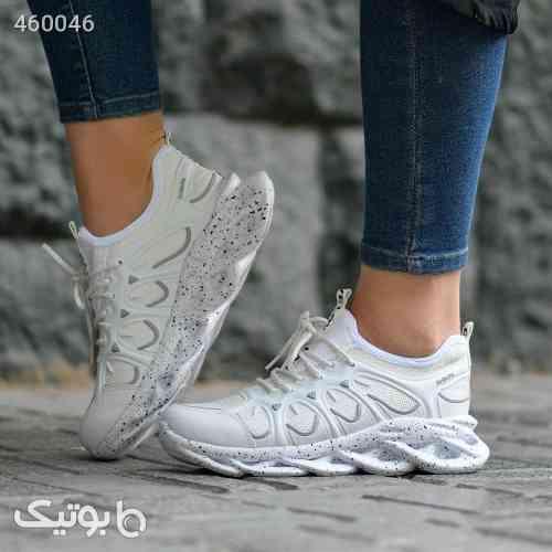 کفش دخترانه مدل SOLINA سفید سفید 99 2020