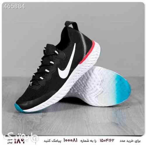 کفش کتانی مردانه نایکی مشکی 99 2020