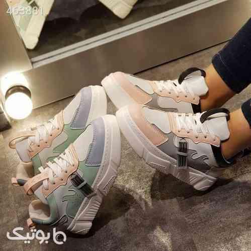 کفش فیروزه ای 99 2020