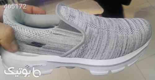 کفش اسکیچرز مردانه  مشکی 99 2020