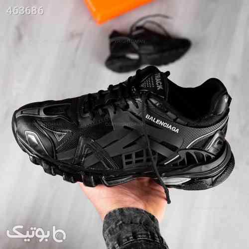 کفش ورزشی مردانه مشکی 99 2020