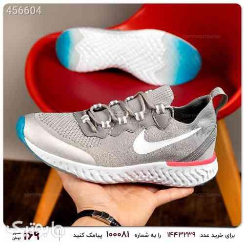 کفش کتانی مردانه نایک آبی 99 2020