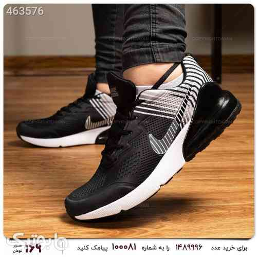 کفش کتونی مردانه nike مشکی 99 2020