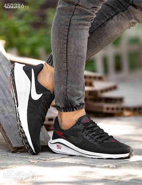 کفش مردانه Nike مدل 10799  مشکی 99 2020
