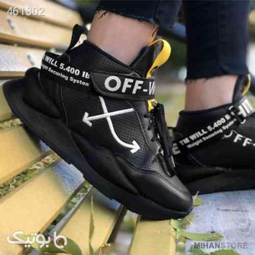 کفش دخترانه Off-White مشکی 99 2020