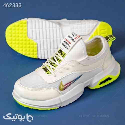 کفش زنانه Nike مدل ۱۲۵۲۱ سفید 99 2020