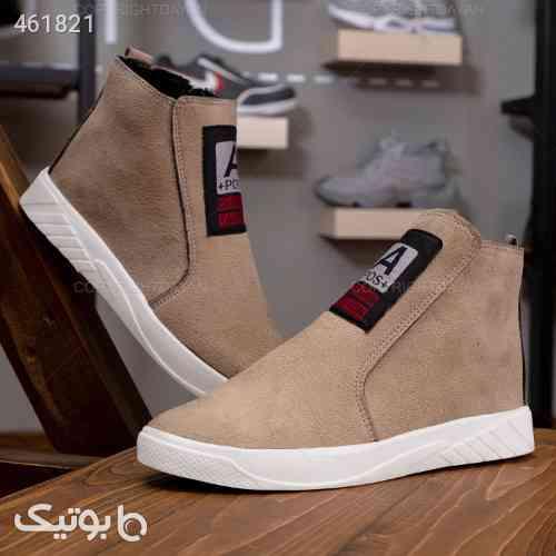 کفش ساقدار زنانه Nela مدل ۱۱۷۲۵ کرم 99 2020