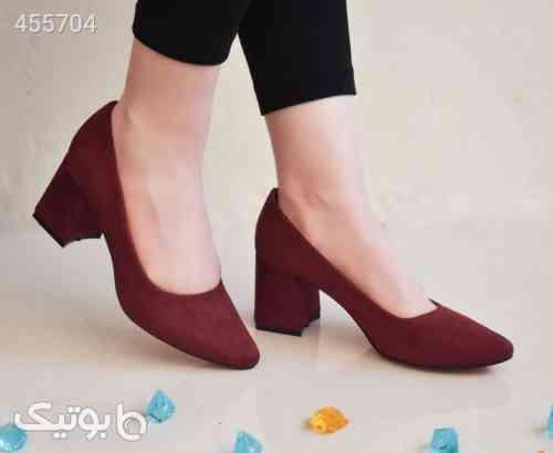 کفش سما زرشکی 99 2020
