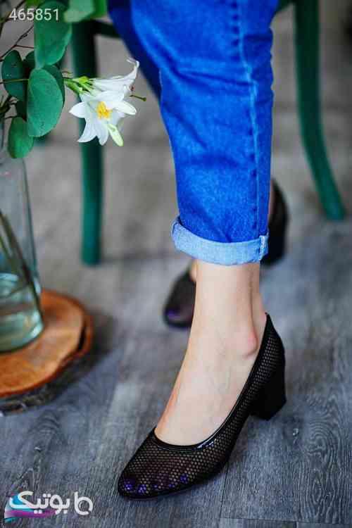 کفش ماهگل مشکی 99 2020
