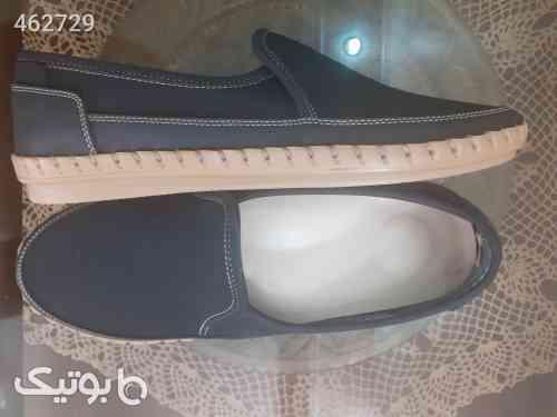کفش کالج زنانه دستدوز و دوردوز باکفی طبی - كفش زنانه