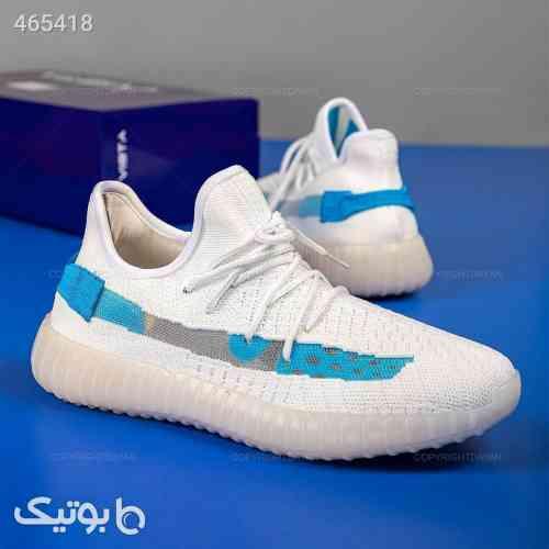 آدیداس یزی کفش مردانه آدیداس  سفید 99 2020