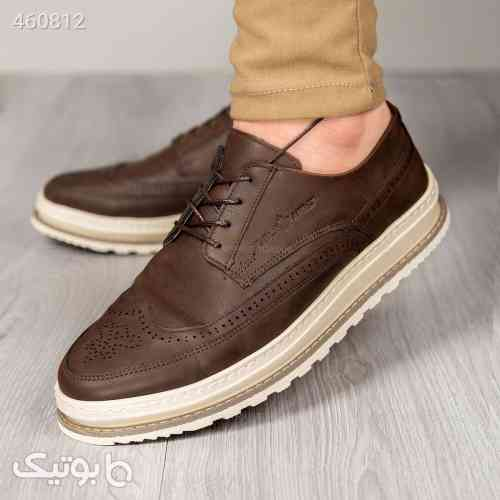 کفش روزمره و چرم  Dsquared2  زرشکی 99 2020