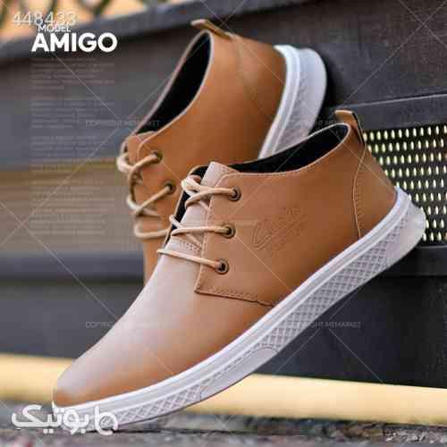 كفش مردانه مدل AMIGO  صورتی 99 2020