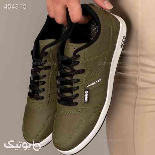 کفش مردانه Ecco مدل 12974 سبز 99 2020
