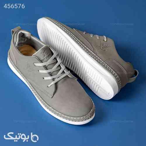 کفش مردانه Louis Vuitton نقره ای 99 2020