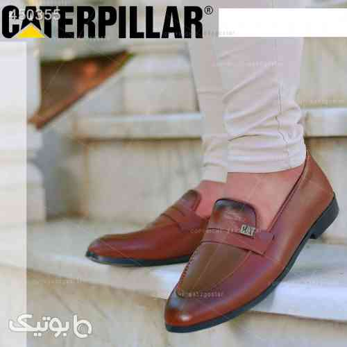 کفش مردانه cat مدل Kelerman مشکی 99 2020