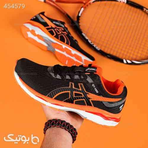 کفش ورزشی مردانه Asics مشکی 99 2020