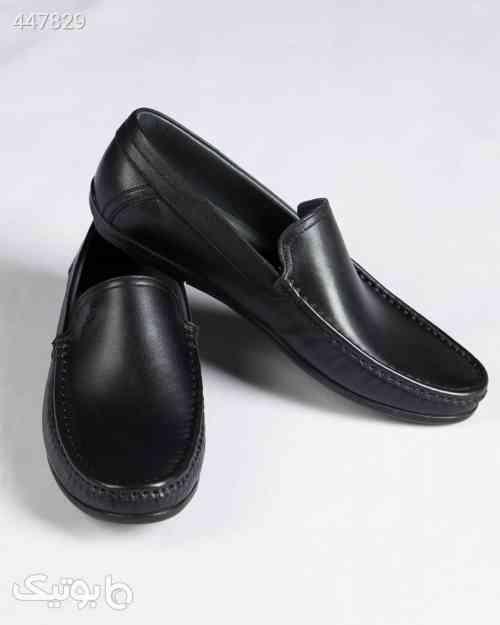 کفش کالج مردانه مشکی مشکی 99 2020