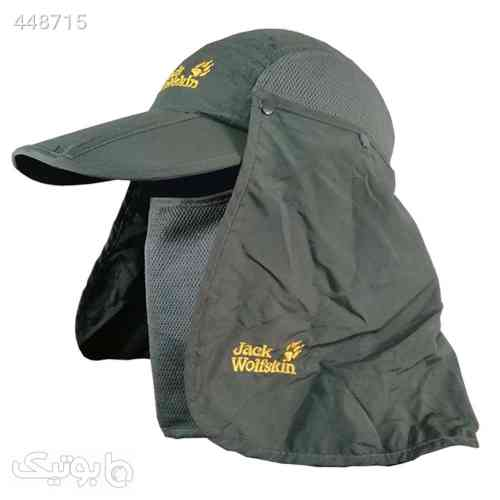 کلاه کوهنوردی جک ولف اسکین مدل سه تکه سایز L/XL طوسی 99 2020