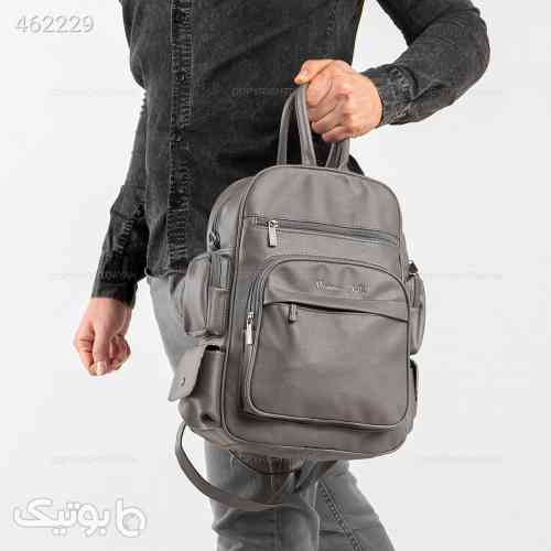 کیف چرمی ماسیو دوتی نقره ای 99 2020
