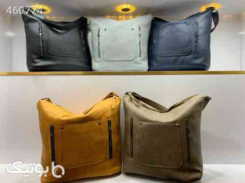 کیف جدید و شیک با بند بلند زرد 99 2020