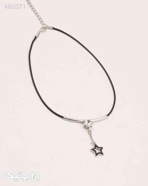 گردنبند دخترانه آویز ستاره مشکی 99 2020