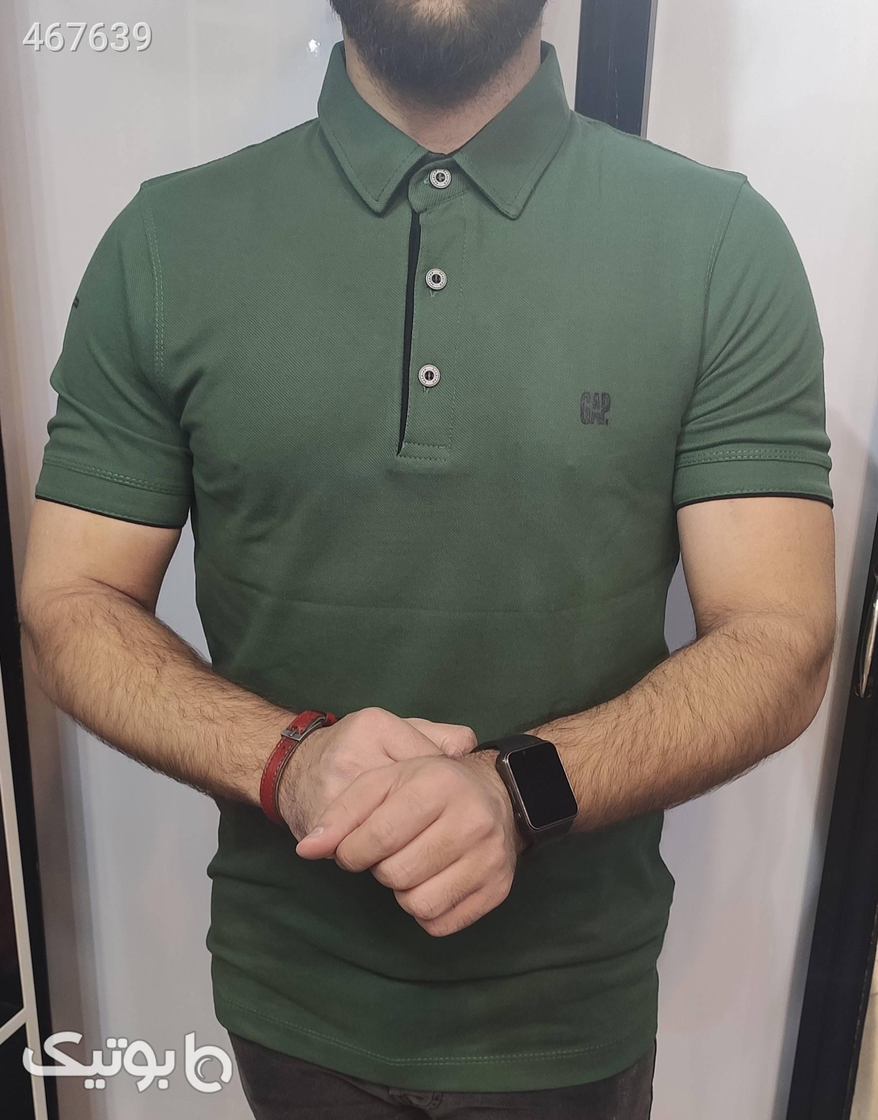 تیشرت یقه دار جودون مشکی تی شرت و پولو شرت مردانه